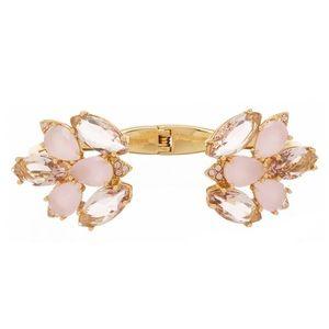 Kate Spade ♠️ NWT Rose Gold Open Cuff Bracelet